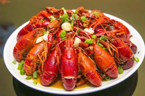 埃及野生小龙虾 Wild Whole Cooked Crawfish Jumbo Size